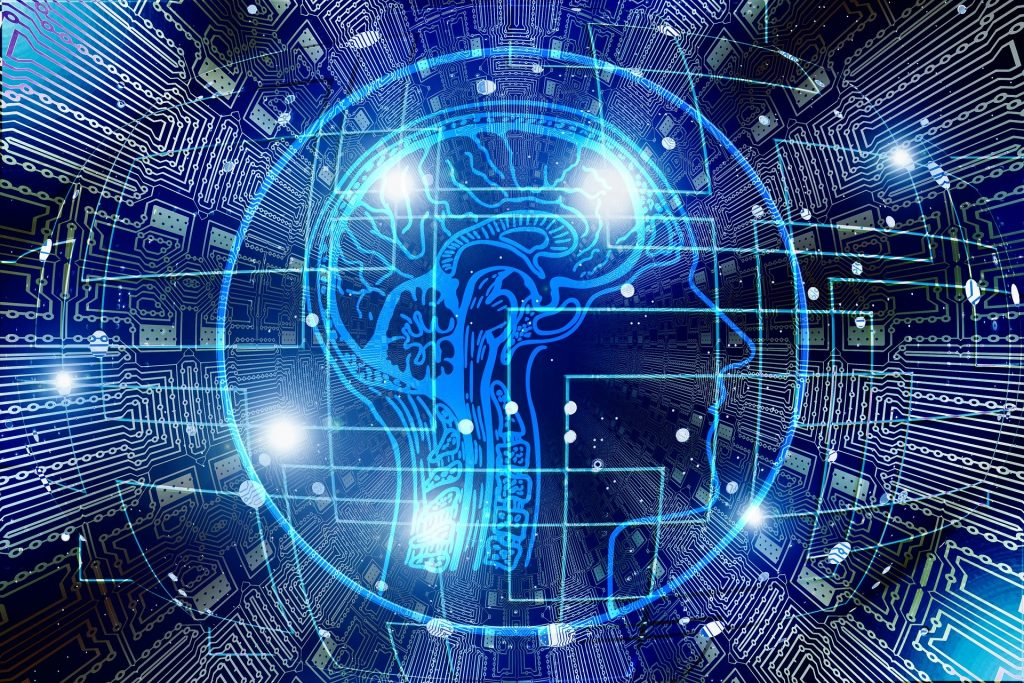 Intelligenza Artificiale - Image by Gerd Altmann from Pixabay