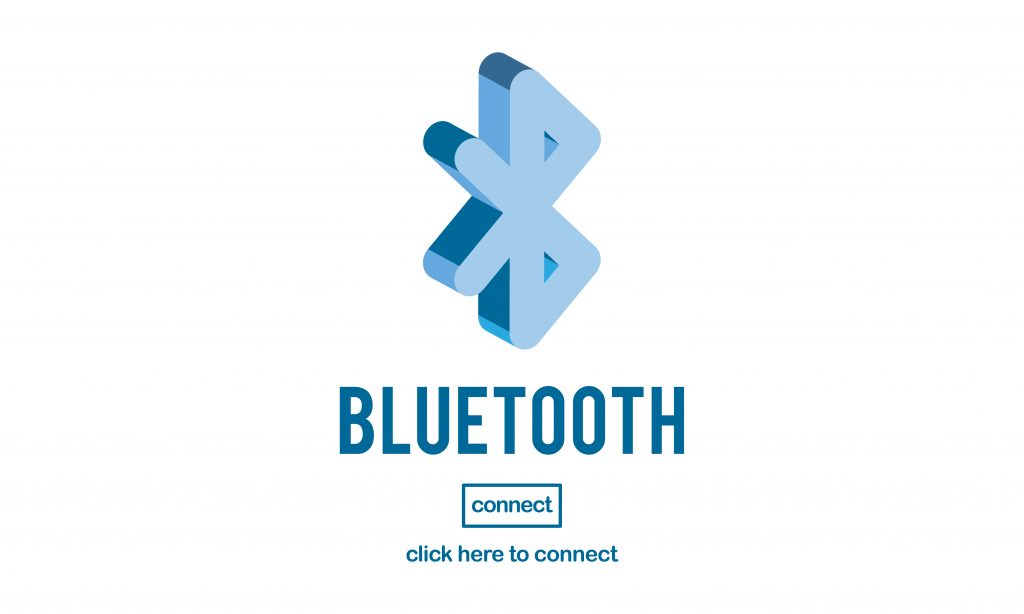 Illustration of bluetooth connection - created by rawpixel.com