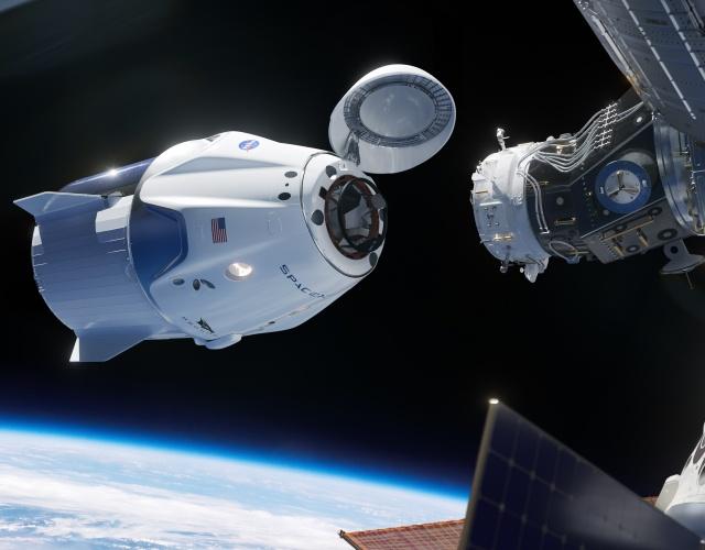 Fonte: SpaceX/NASA