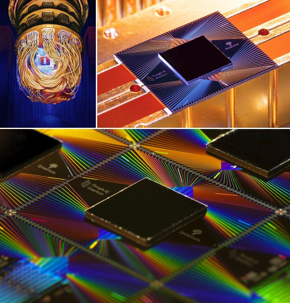 Sycamore: il computer quantistico di Google